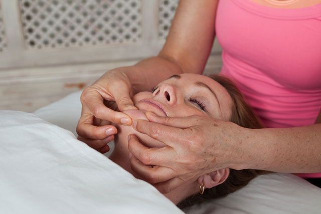 Face and Jaw Massage